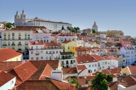 Transport Lissabon