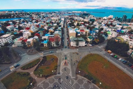 Transport Reykjavik