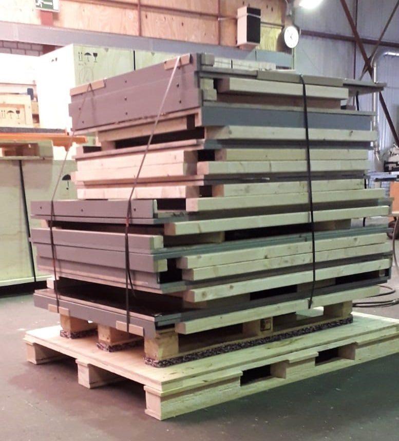 Zending voor verpakken luchtvracht - Cargorilla Logistics